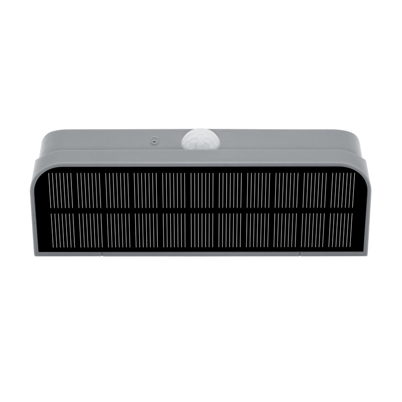 Emergency Security Motion Sensor Pathway Garden Solar Powered LED Wall Light