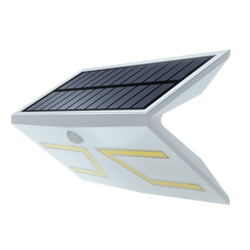 IP65 Solar Powered LED Wall Light
